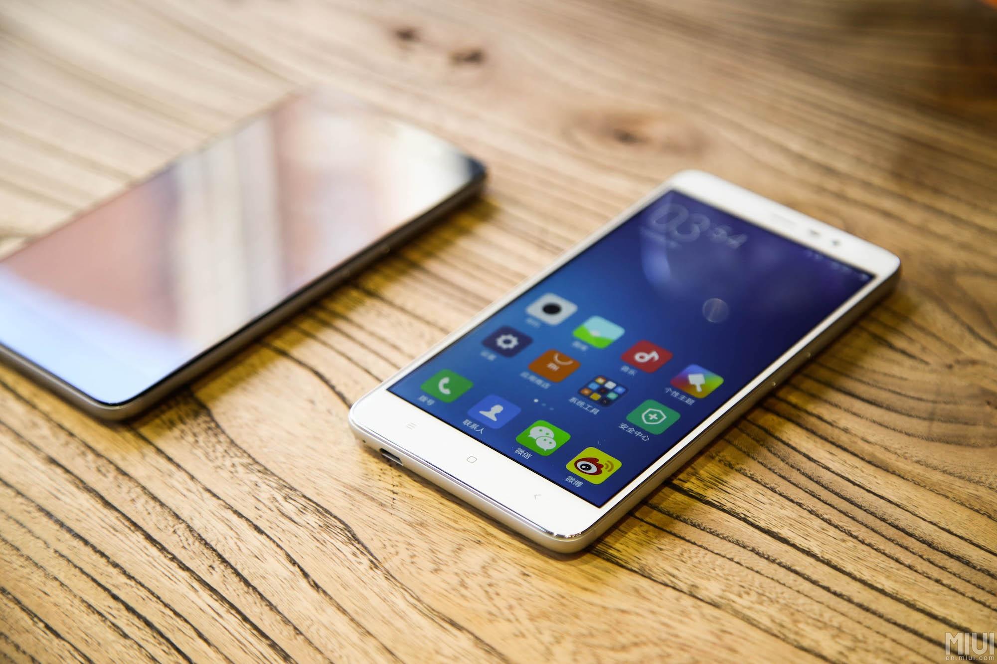 Xiaomi Redmi Note 3 Lanzamiento Oficial