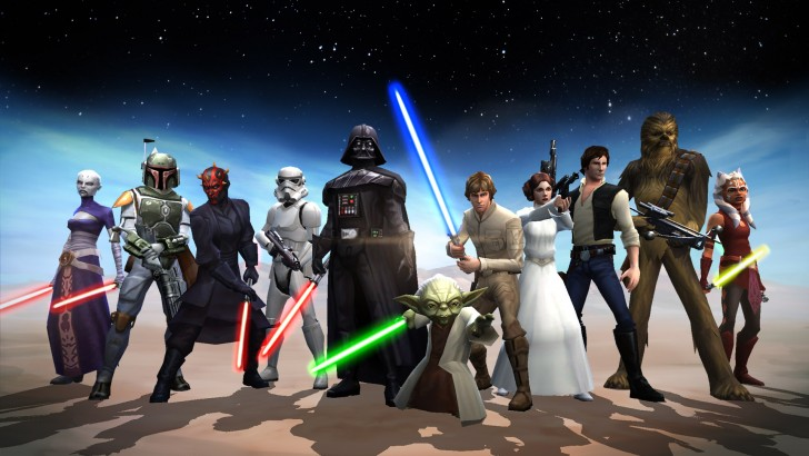 Star Wars Galaxy of Heroes-2