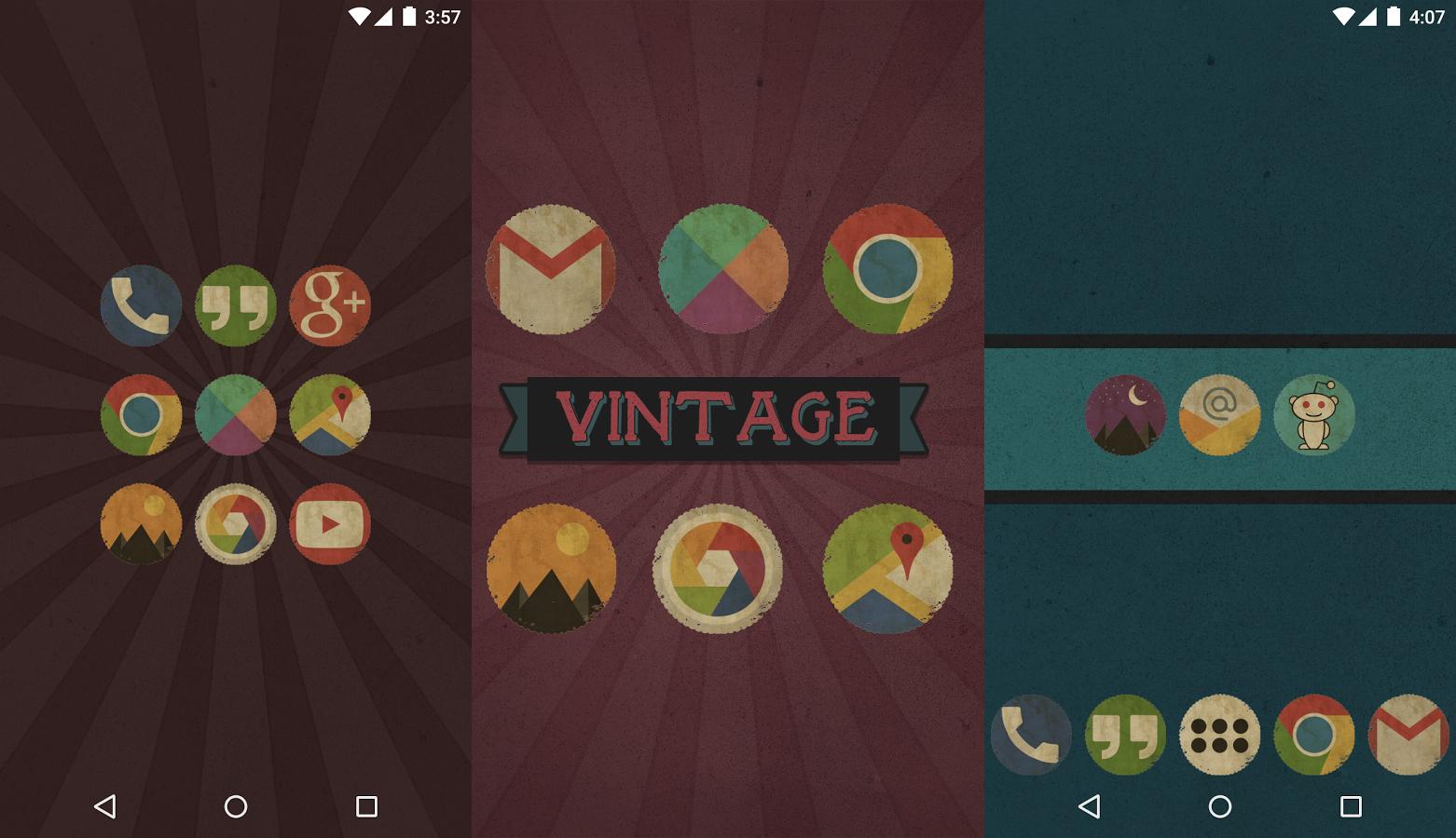 vintage-icon-pack
