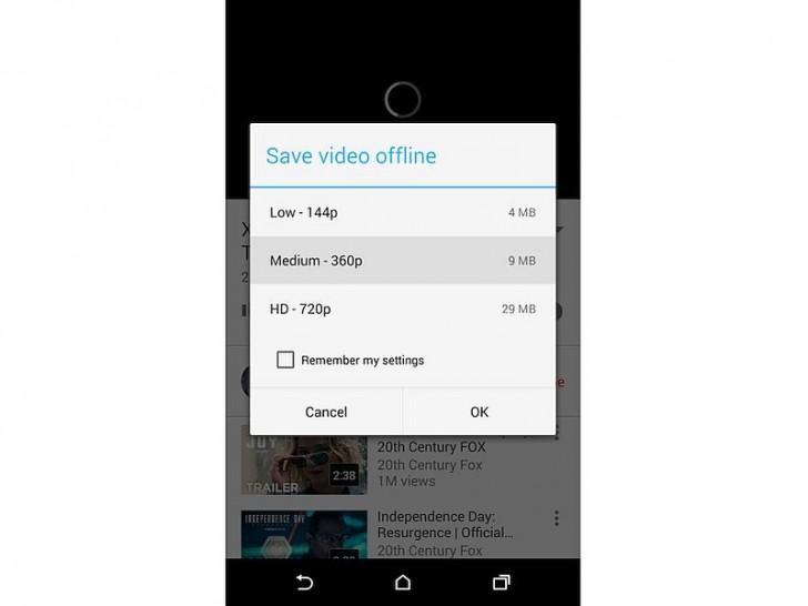 youtube_offline_playback_screenshot