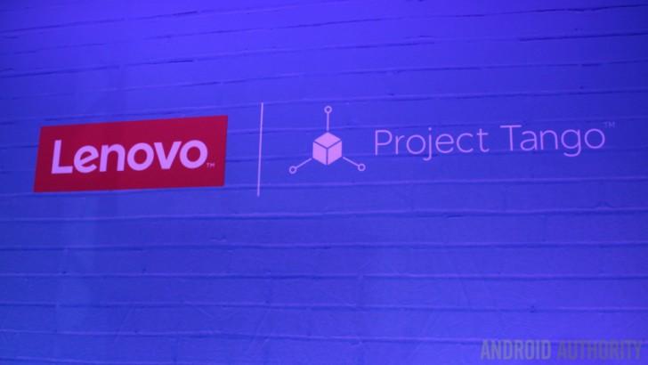 Project Tango Lenovo