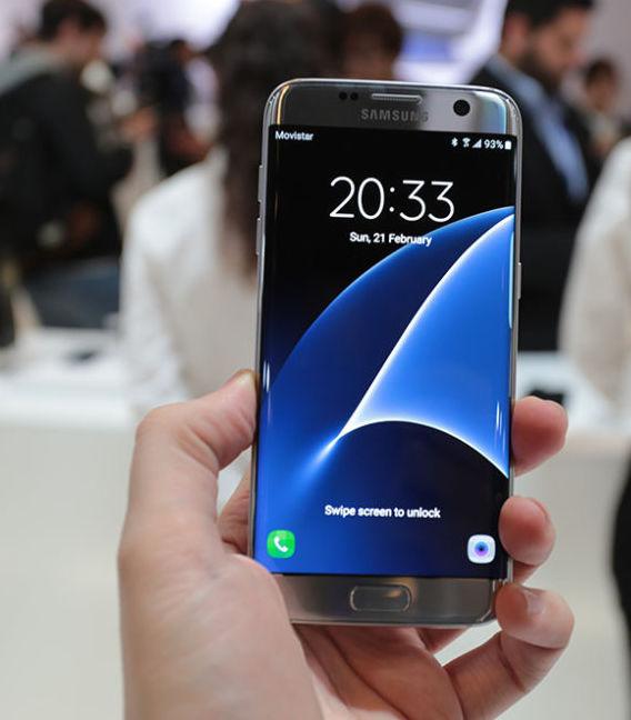 Galaxy S7-