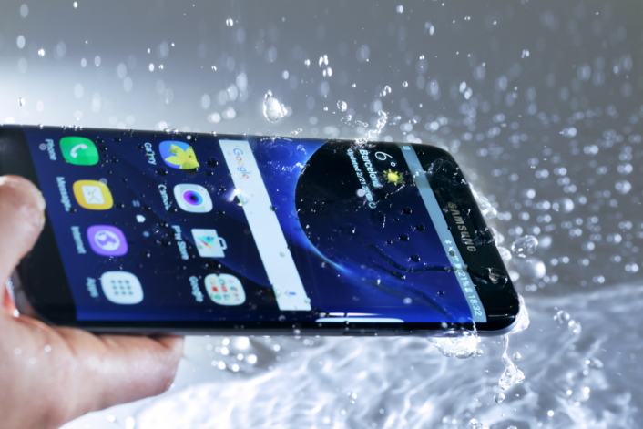 Galaxy S7 IP 68