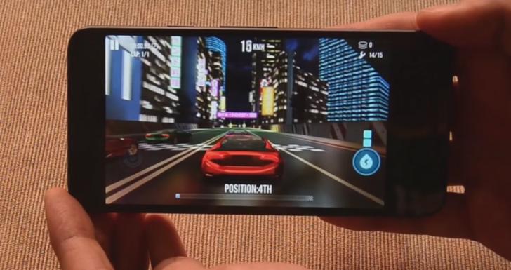 Nexus 5X Rendimiento