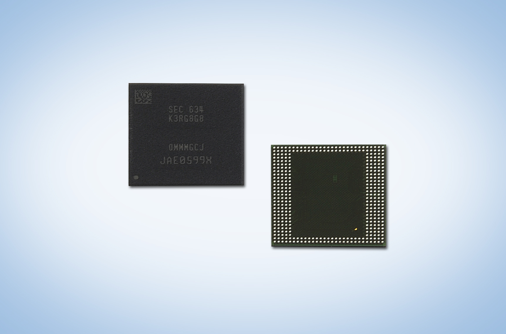 8GB LPDDR4 Samsung