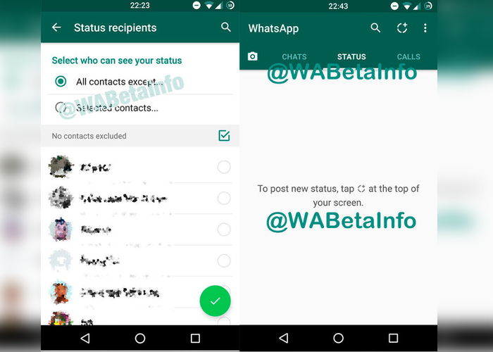 whatsapp-status-beta