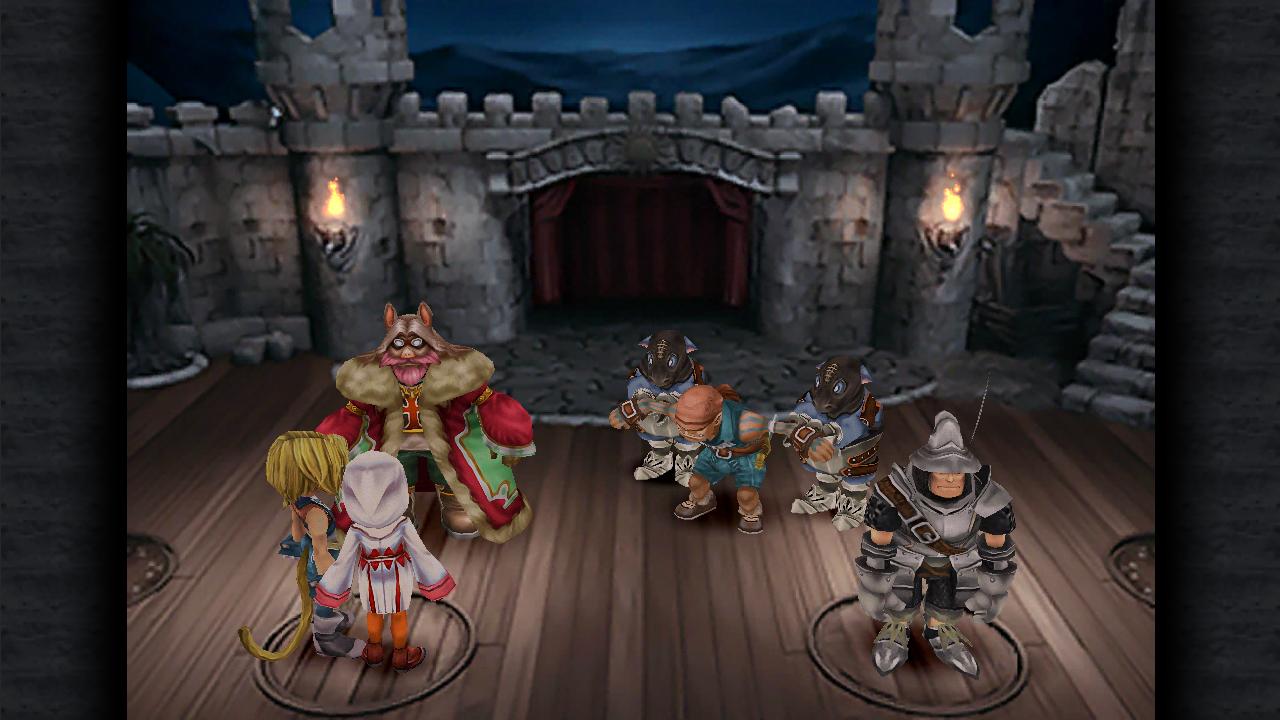 Square Enix Final Fantasyq