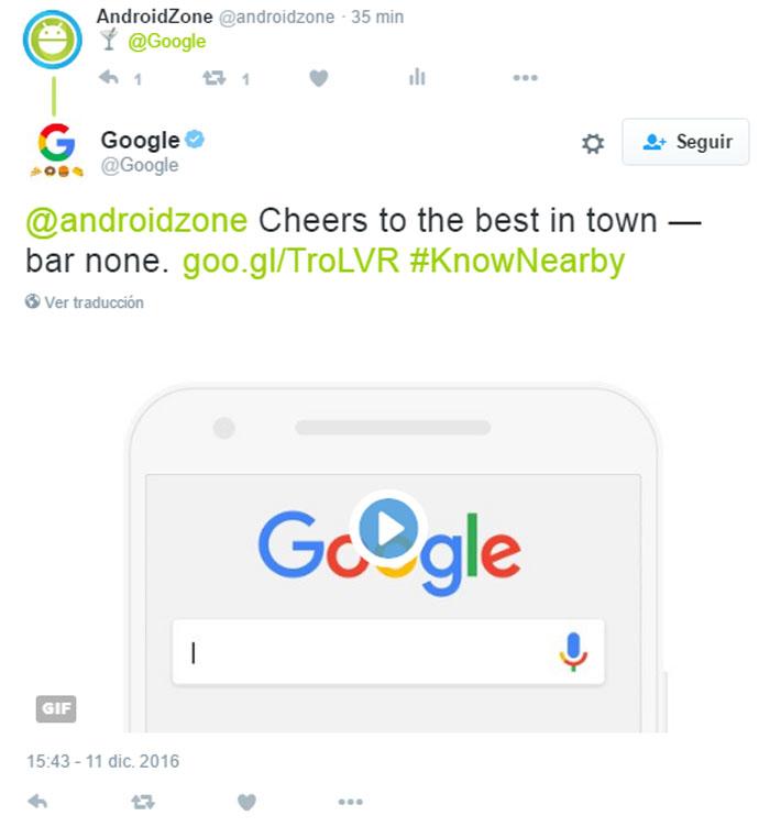 Google Bot Twitter Emojis