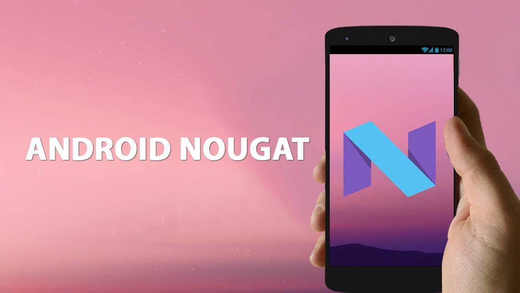 Nexus Nougat