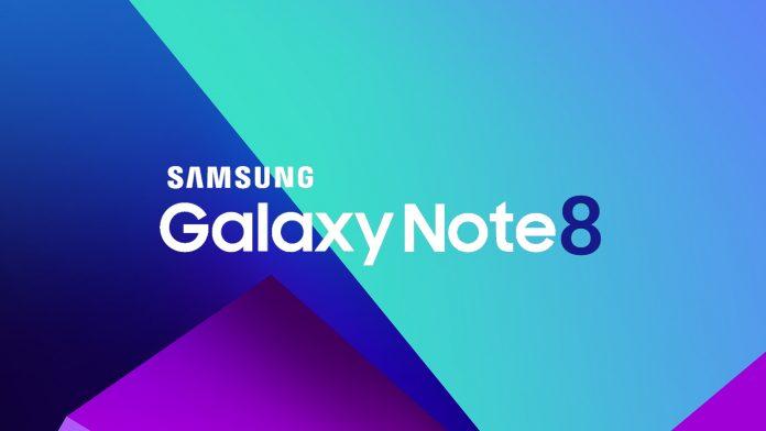 Samsung Galaxy S8 Logo